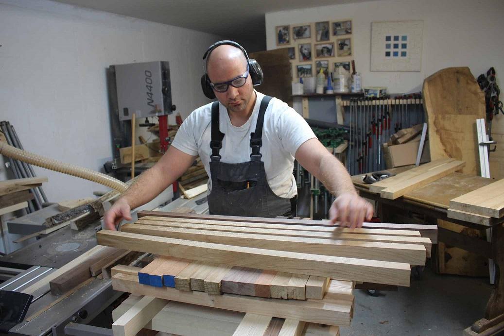 Schneidbrett Holz